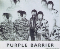 Purple Barrier