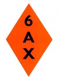 6AX (Six Across)